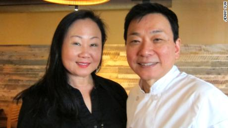 Lin Sun and Edward Sun opened Cafe Sunflower in 1994.