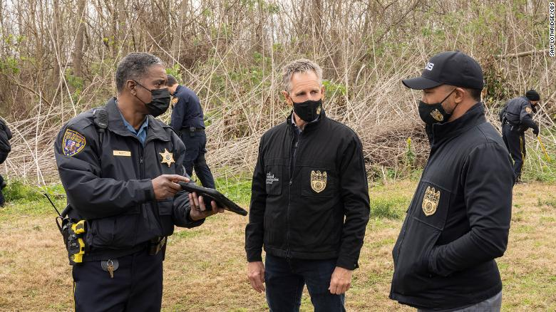 """NCIS: New Orleans"" focused its first two episodes this season on the pandemic, then relagated it to the background."