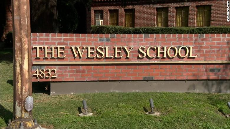 Teachers at a Los Angeles private school got Covid-19 vaccines — even though they weren't eligible under county guidelines