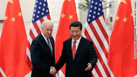Biden says call with Xi was 'robust,' but China doesn't seem too concerned
