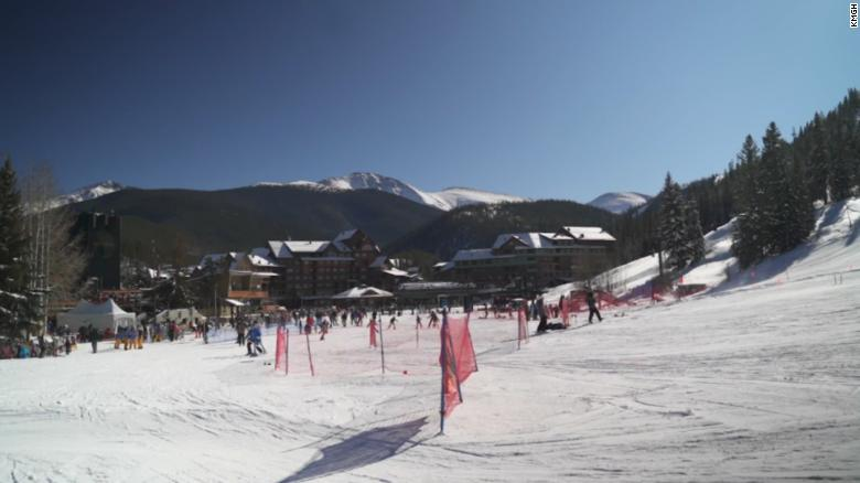 At least 109 employees at a Colorado ski resort have tested positive for Covid-19