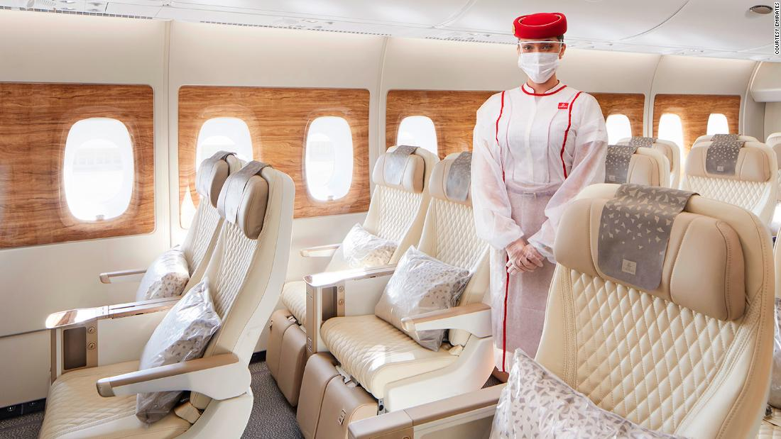 Why this will be the hottest airplane seat in 2021