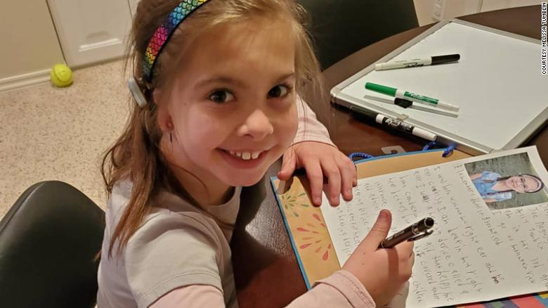 Third-grader inspires legislation to help those with hearing loss