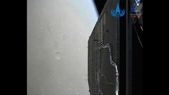 China's Tianwen-1 probe has successfully entered Mars' orbit seven months after it was launched, according to China National Space Administration (CNSA).