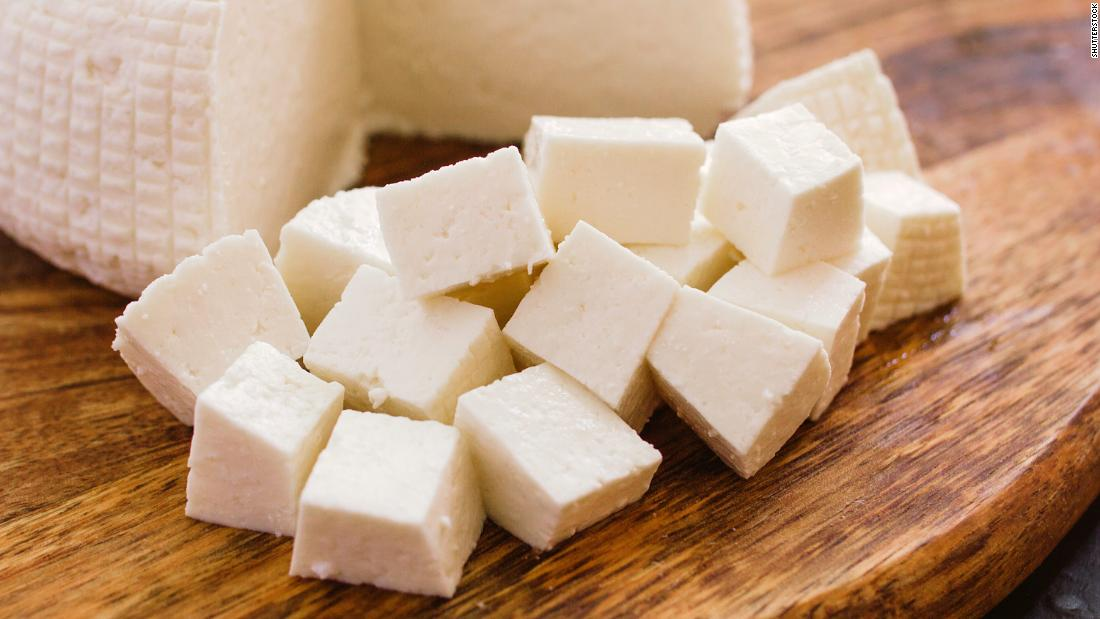 CDC issues warning about cheeses such as queso fresco due to listeria - CNN