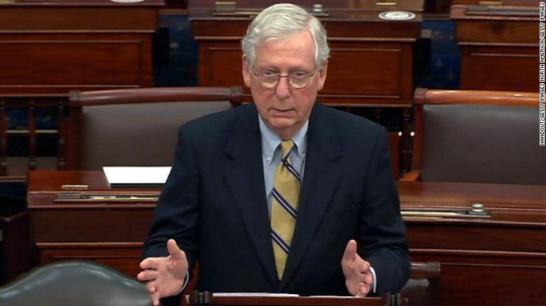 McConnell quietly courts Senate primary candidates 'who can win' regardless of Trump ties
