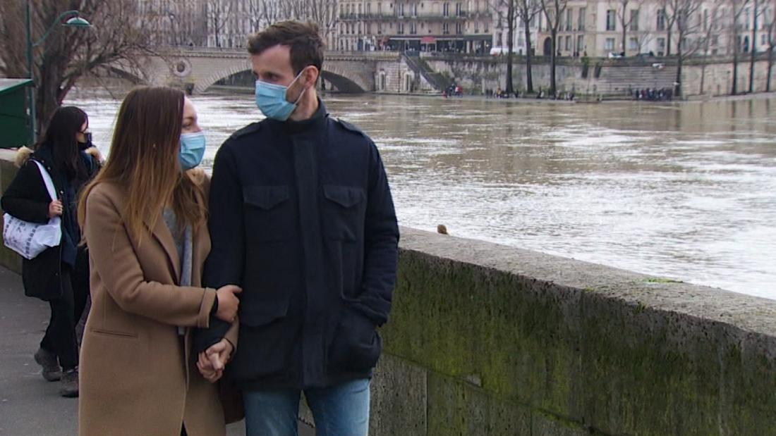 'Sweetheart clause' allows couples to reunite amid pandemic – CNN Video