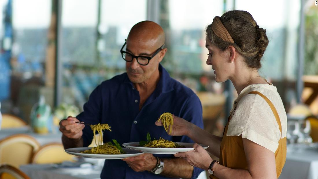 How Italy changed Stanley Tucci forever