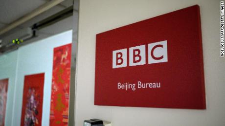 BBC moves its China correspondent to Taiwan as tensions with Beijing grow