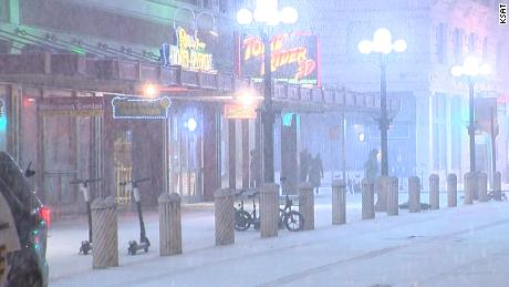 Power outages caused by winter storm force rolling blackouts across Texas
