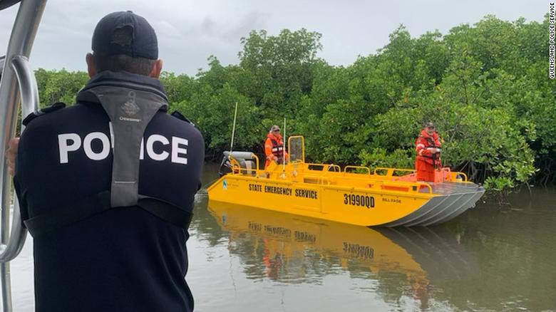 Human remains found inside crocodile, amid hunt for missing fisherman