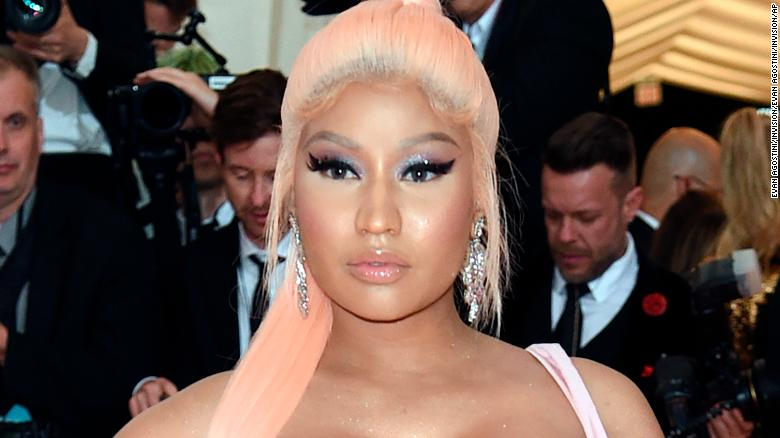 Rapper Nicki Minaj's father dies in hit-and-run, police say