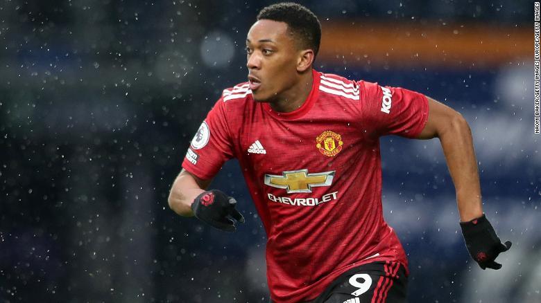 Anthony Martial dilecehkan secara rasial di media sosial setelah Manchester United bermain imbang melawan West Brom.