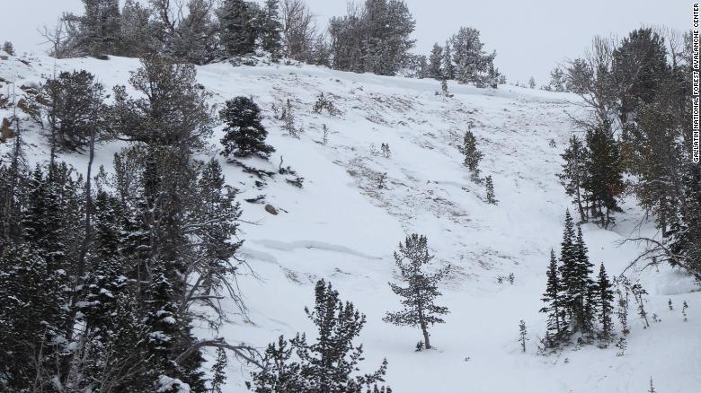 An elementary school principal was killed in an avalanche in Montana on Valentine's Day
