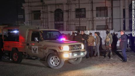 US expresses outrage over Erbil rocket attack as investigation gets underway