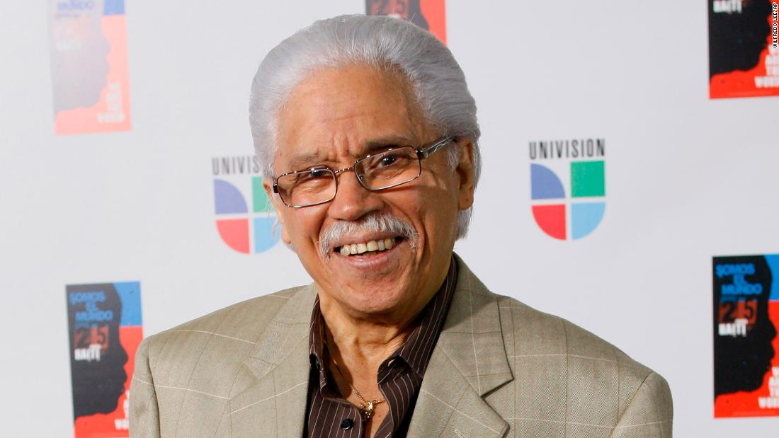 Johnny Pacheco, who popularized salsa music in the US, dies at 85 - CNN