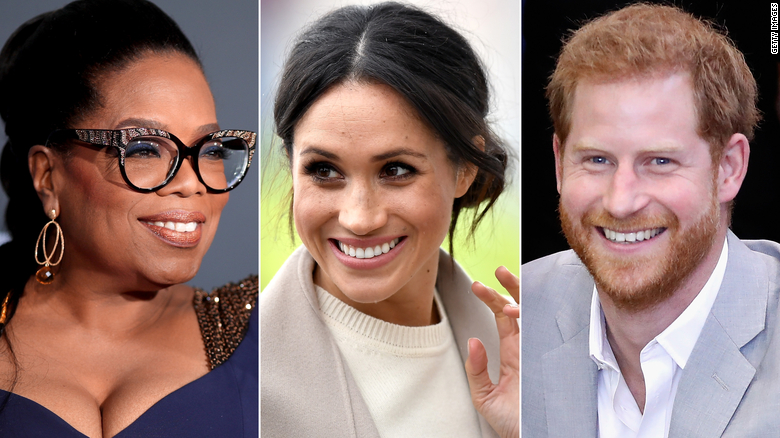 Meghan Markle and Prince Harry to appear in Oprah Winfrey primetime special