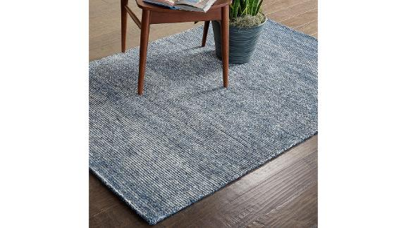Rivet Contemporary Striated Rug