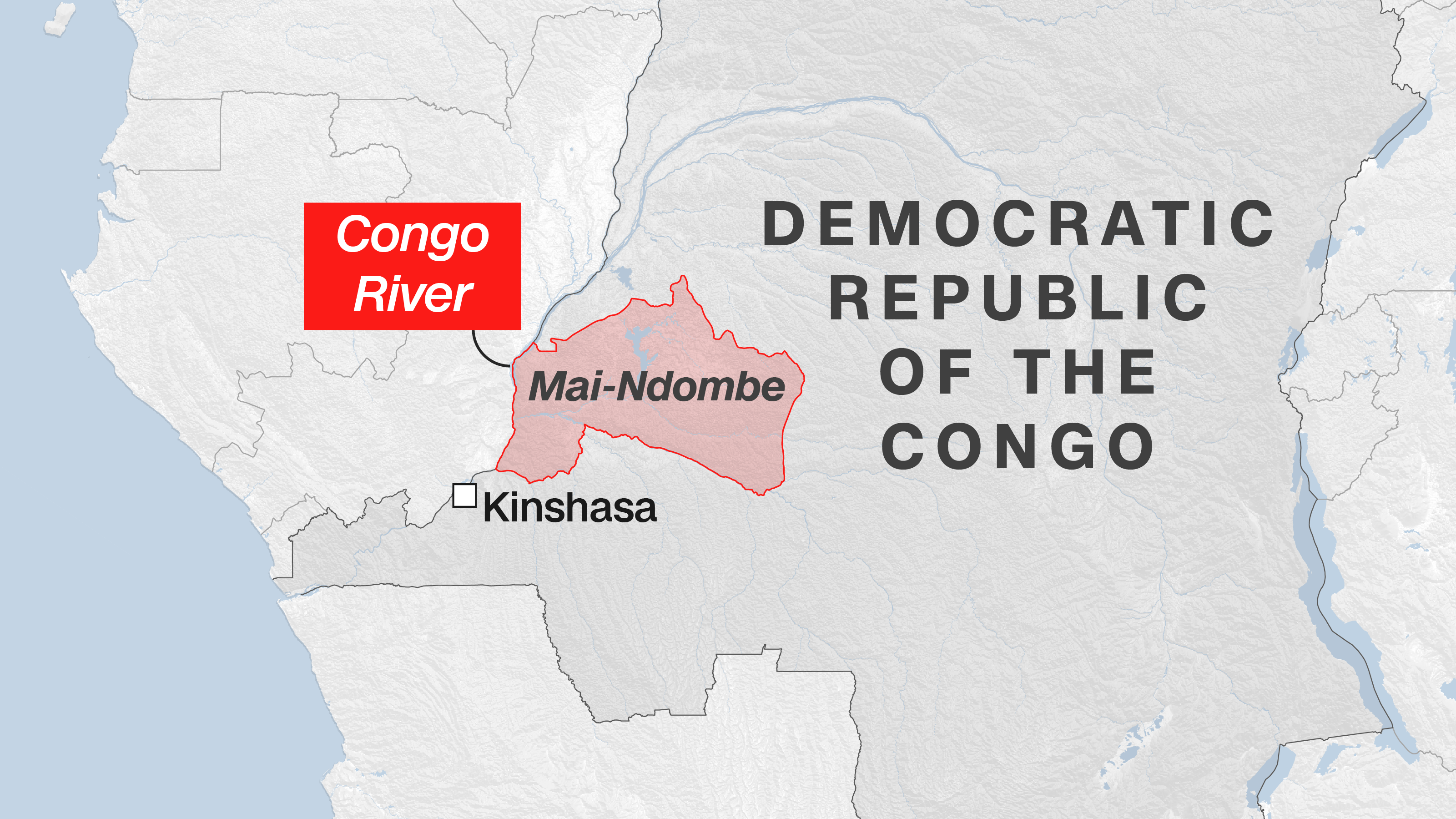 At least 60 killed after passenger barge crashes on Congo river - CNN
