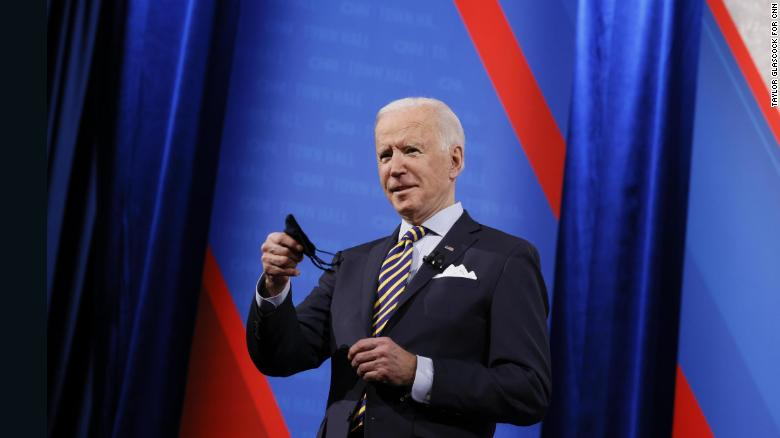 Biden team finds promises hard to make — let alone keep