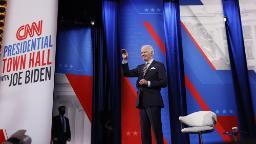 Biden to participate in CNN town hall in Cincinnati next week