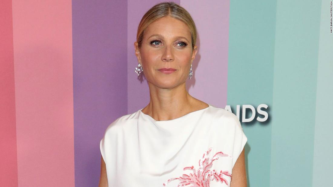 Gwyneth Paltrow reveals she had Covid-19 and is suffering from 'brain fog'