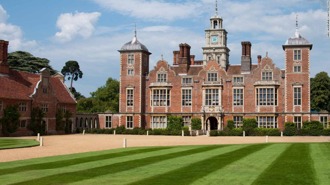 An army of parasitic wasps has been deployed to battle moths inside a British stately home