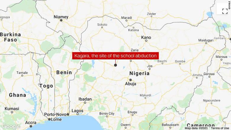 One dead as armed men storm school in Nigeria, kidnap staff, students, witnesses say
