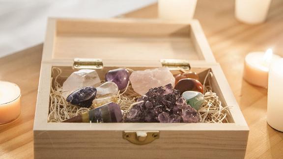 Zatny Premium Healing Crystals Kit
