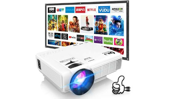 Dr. J Professional HI-04 Mini Projector