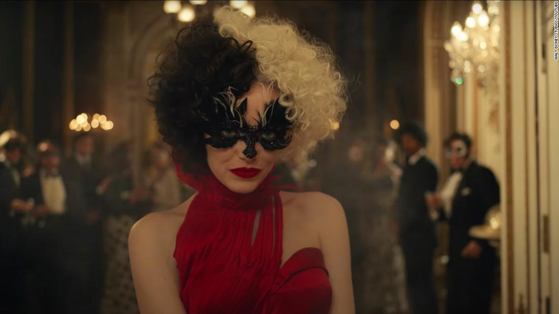Disney's 'Cruella' goes up in flames in new trailer - CNN