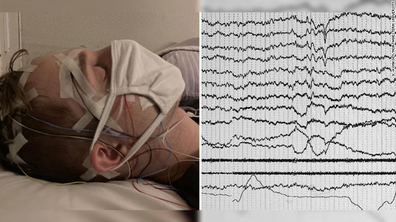 Real-time talk with a sleeping person is possible — and they can even understand it