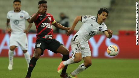Colo-Colo y la leyenda de Chile Matthias Fernandez regresaron al club en 2020.