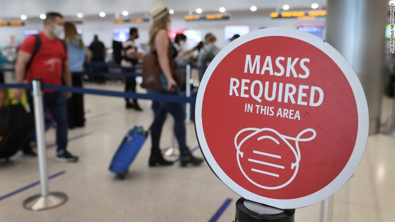 FIRST ON CNN: Feds fine unruly and maskless airplane passengers as violent incidents increase