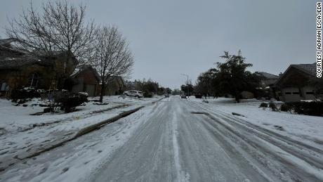 Escajeda said the storm has been mentally draining. The drive he took to Everett's house felt desolate, he said.