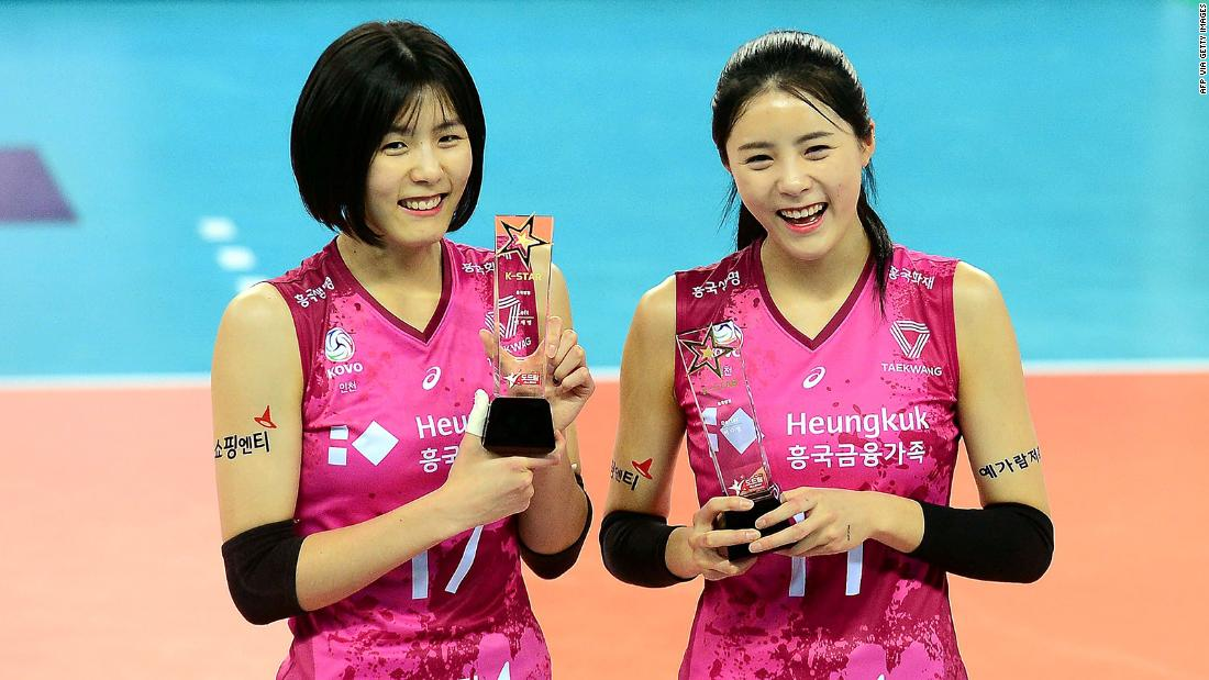 South Korean volleyball twins Lee Jae-yeong and Lee Da-yeong dropped amid bullying scandal  By Ben Church and Gawon Bae, CNN