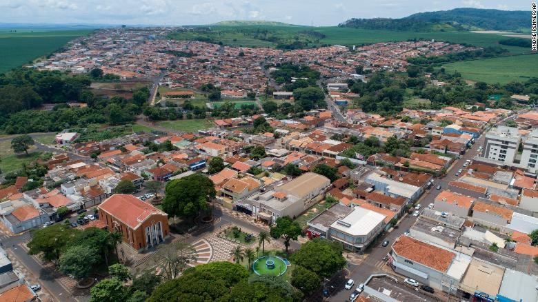 Brazil will vaccinate an entire city's adult population to test the effect on Covid-19 infection rate
