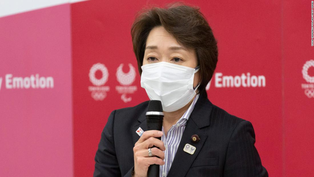Seven-time Olympian Seiko Hashimoto takes over as Tokyo 2020 chief after sexism backlash - CNN