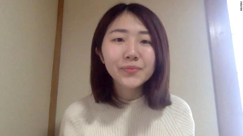 Don't be silent: How a 22-year-old woman helped bring down the Tokyo Olympics chief