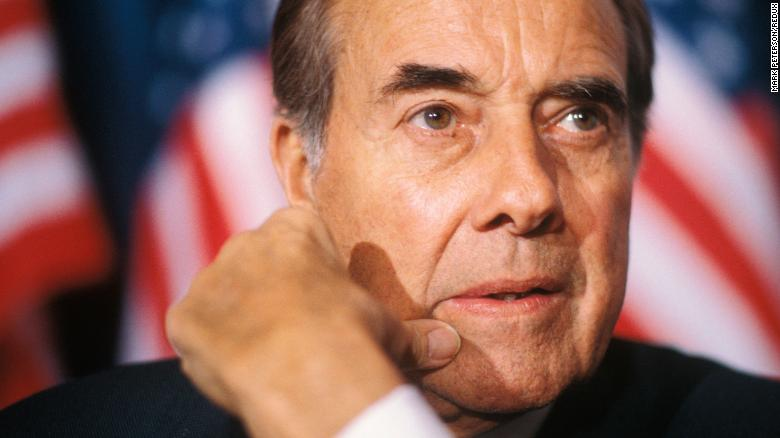 Former GOP presidential nominee Bob Dole has advanced lung cancer