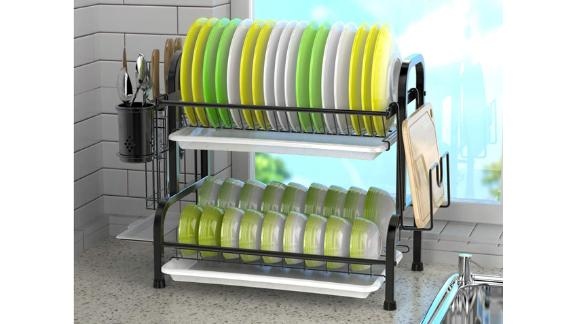 iSpecle Dish Drying Rack