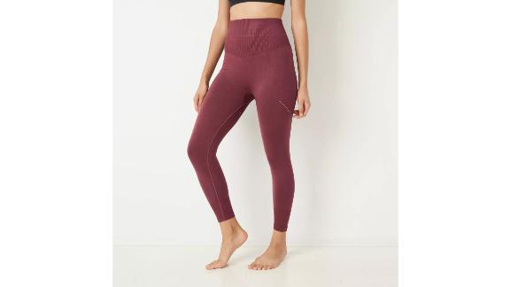 JoyLab High-Waisted Seamless 7/8 Leggings