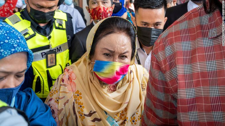 Malaysian court orders graft trial of wife of ex-PM Najib to proceed
