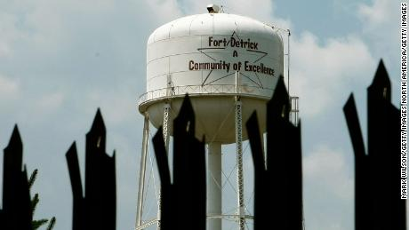 Fort Detrick, a US Army base in Maryland, has become the focus of Chinese conspiracy theories about the coronavirus.