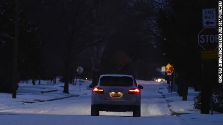 Here's how to drive safely on ice and snow