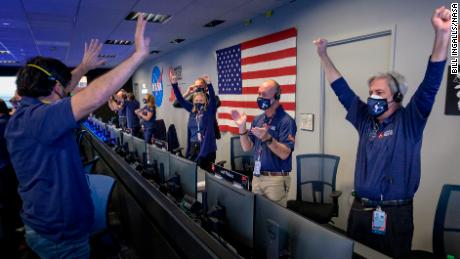 The Mars rover landing was the happy moment we all needed