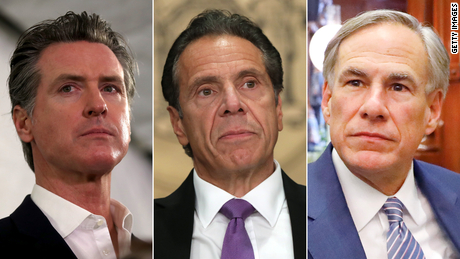 Nation's top governors under fire as three big states reckon with deadly crises