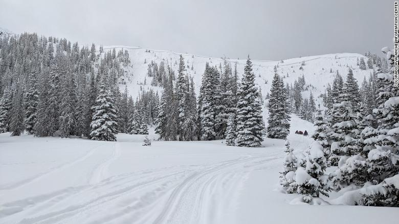 Snowmobiler who died in Colorado is the 28th killed in avalanches across the US this season