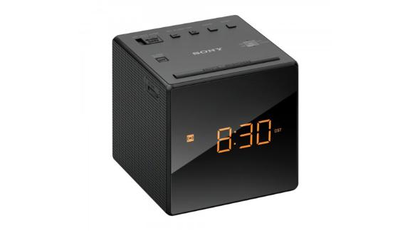 Sony ICF-C1 Alarm Clock With FM/AM Radio