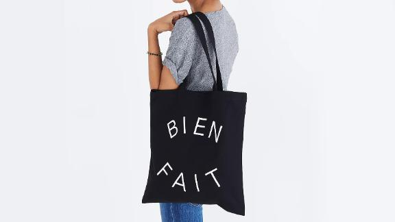 Madewell The Reusable Canvas Tote